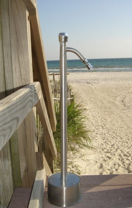 FSFS-200-ADA Foot Shower Panama City Bch