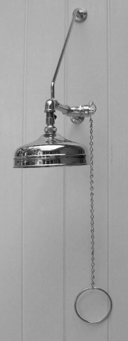 PULL CHAIN SHOWER UNIT